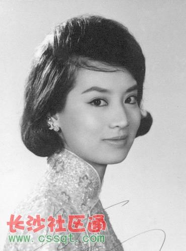 绝色名伶_上世纪香港八大绝色女明星 金庸赞美过西施_历史_长沙社区通