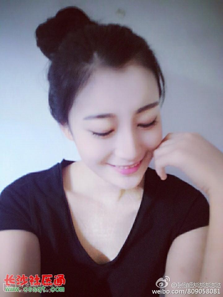 中国可爱女孩萌照