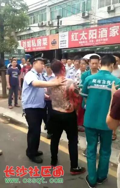辣椒炒蛋酿血案系谣言  8月16日下午1时许,在常德白鹤山驾考场对面一
