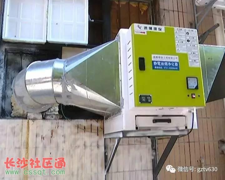 江西赣州部分餐馆不安装油烟净化器 后果很严重!