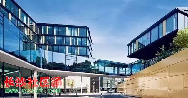深圳空中之城来啦 400万平超美空中连廊开建!