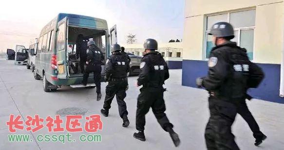 河南调集上万名警力扫黑除恶 一周抓捕1481人
