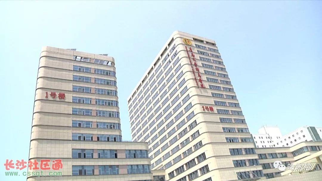 青岛大学附属医院崂山院区 二期工程试运行!