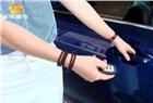 """长沙女子新买3个月的奥迪轿车钥匙突然失灵 送修被告知""""是假的""""!"""