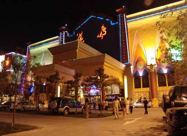 长沙市港岛水艺
