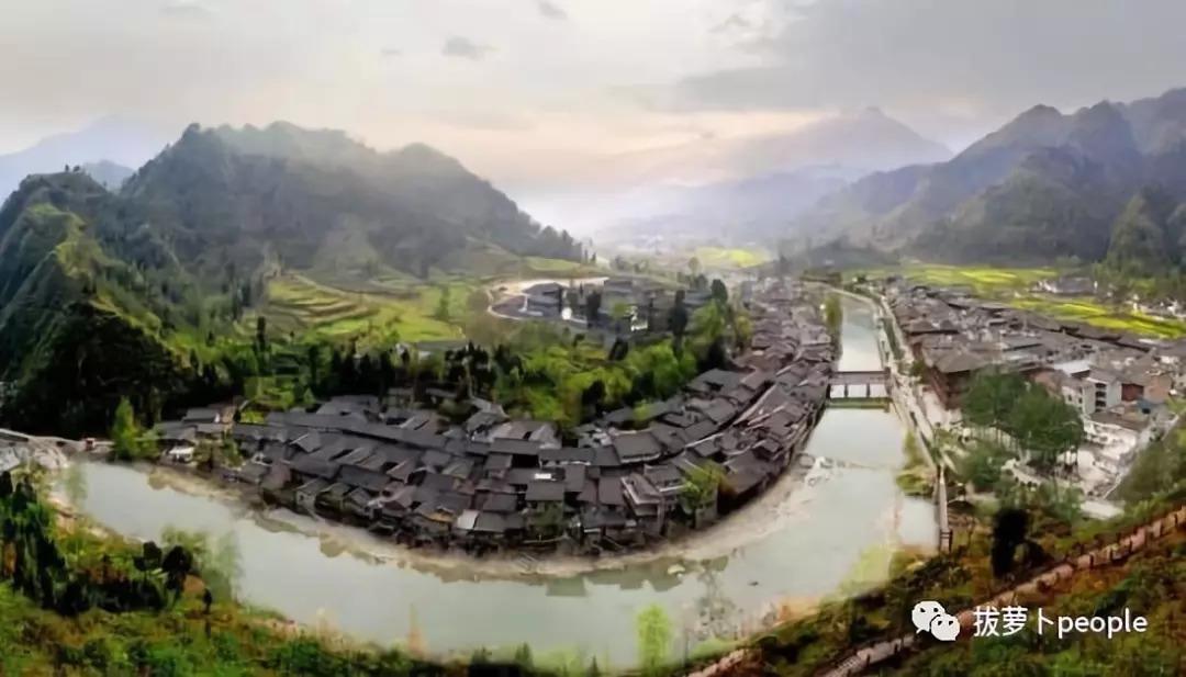 汉中宁强青木川古镇网传是反杀哥于海明的故乡